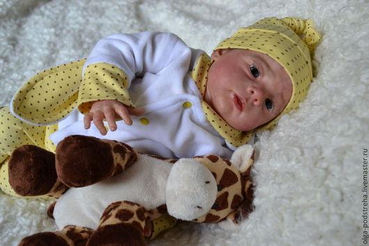 Куклы-младенцы и reborn ручной работы. Ярмарка Мастеров - ручная работа. Купить Кукла реборн Сандра. Handmade. Кукла реборн