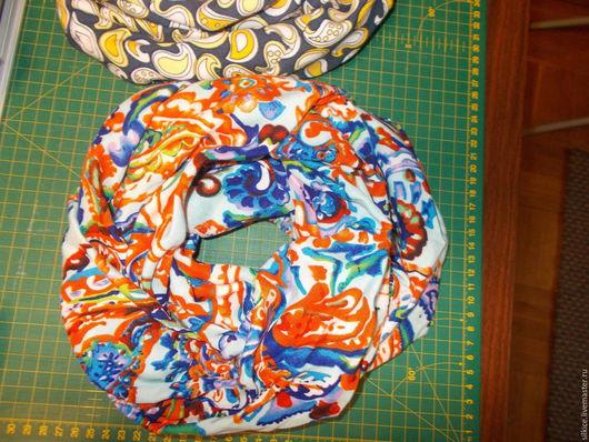 Шарфы и шарфики ручной работы. Ярмарка Мастеров - ручная работа. Купить шарф-снуд, хомут, снуд. Handmade. спокойные тона