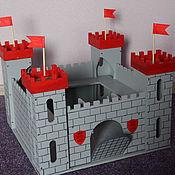 Куклы и игрушки ручной работы. Ярмарка Мастеров - ручная работа Замок. Handmade.