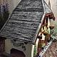 Чайный домик San Vigilio di Marebbe. Чайный коттедж. Чайный домик ручной работы. Анастасия   (Decor-art)