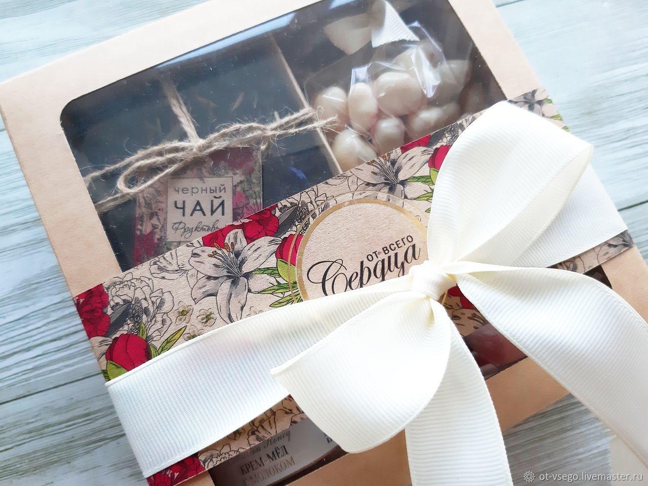 Подарочный набор Цветение, Подарочные боксы, Санкт-Петербург,  Фото №1