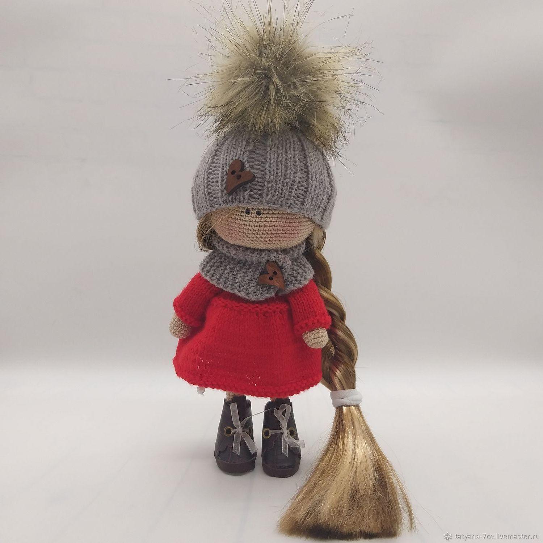 Интерьерная кукла Глаша, Тыквоголовка, Волгоград,  Фото №1