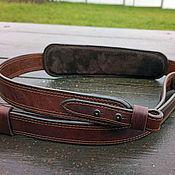 Сувениры и подарки handmade. Livemaster - original item Running belt, silent, with shoulder pad mod. SKS Labour.. Handmade.