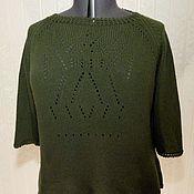 Одежда ручной работы. Ярмарка Мастеров - ручная работа Трава-трава. Handmade.