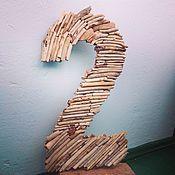 Подарки к праздникам handmade. Livemaster - original item The figure to the holiday Driftwood. Handmade.