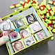 Персональные подарки ручной работы. Подарок парню коробочка 50 причин моей любви к тебе с конфетами. Ника Окунева-Кульгачёва. Ярмарка Мастеров.