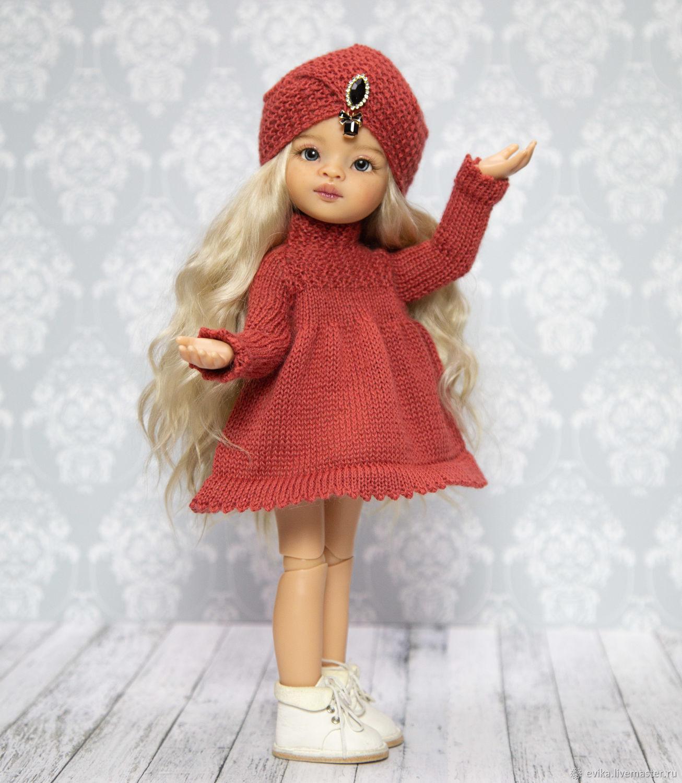 платье и чалма, Одежда для кукол, Симферополь,  Фото №1
