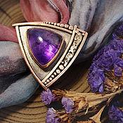 Украшения handmade. Livemaster - original item Pair of copper rings