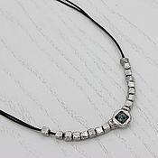 Украшения handmade. Livemaster - original item Necklace Quasar Montana. Handmade.