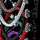 Браслеты ручной работы. Браслет Shamballa Серебро 925 пробы Бабочка Шамбала. Анжелика Эффи (Москва) Украшения✔️. Ярмарка Мастеров.
