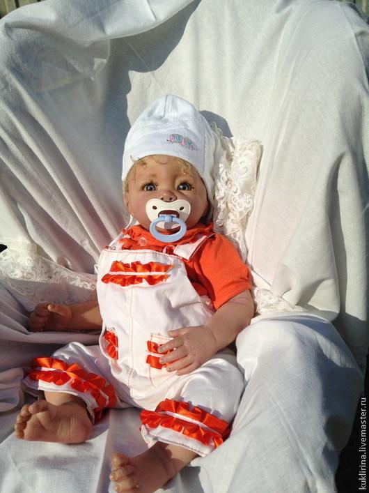 Куклы-младенцы и reborn ручной работы. Ярмарка Мастеров - ручная работа. Купить Кукла REBORN. Handmade. Кукла реборн