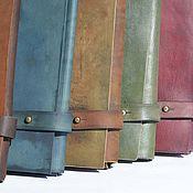 Сумки и аксессуары handmade. Livemaster - original item Handmade Leather Folder. Handmade.