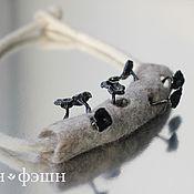 Украшения ручной работы. Ярмарка Мастеров - ручная работа Лешн-фэшн, колье модель #12. Handmade.