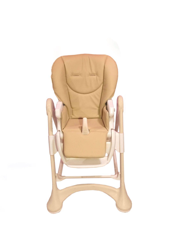Аксессуары для колясок ручной работы. Ярмарка Мастеров - ручная работа. Купить Чехол на стульчик для кормления CAM CAMPIONE. Handmade. Рыжий