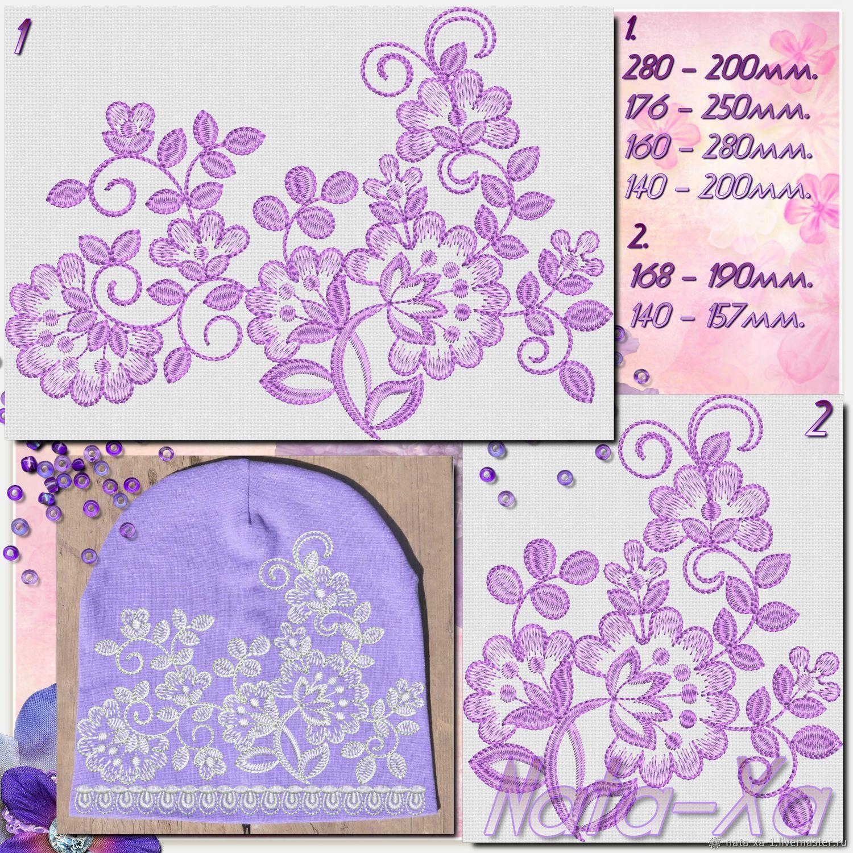 Primrose. Set, Patterns for embroidery, Solikamsk,  Фото №1