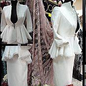 Одежда ручной работы. Ярмарка Мастеров - ручная работа Костюм в стиле МАКВИН.. Handmade.