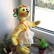 Куклы и игрушки ручной работы. Ярмарка Мастеров - ручная работа Марфутка. Handmade.