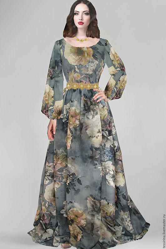 """Шитье ручной работы. Ярмарка Мастеров - ручная работа. Купить Вуаль Blumarine """"Авелина """". Handmade. Платье, нарядный сарафан"""