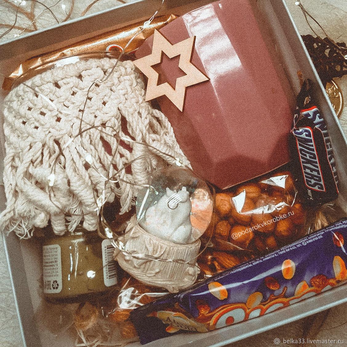 Подарок в коробке. Подарочный набор. Новогодний подарок, Подарочные боксы, Владимир,  Фото №1