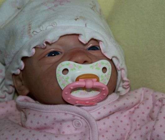 Куклы-младенцы и reborn ручной работы. Ярмарка Мастеров - ручная работа. Купить Кукла реборн Мишель Два. Handmade.