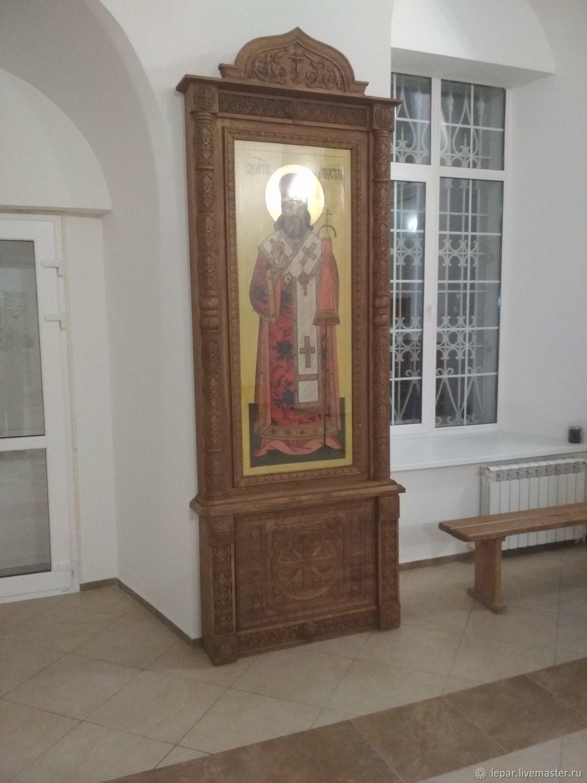Киот напольный, Иконы, Калуга,  Фото №1