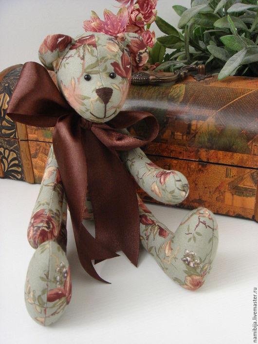 Куклы Тильды ручной работы. Ярмарка Мастеров - ручная работа. Купить Мишка. Handmade. Мишка, тильда, подарок на любой случай