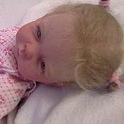 Куклы и игрушки ручной работы. Ярмарка Мастеров - ручная работа Кукла реборн Зарянушка (куклы младенцы и reborn). Handmade.