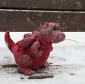 Куклы и игрушки ручной работы. Ярмарка Мастеров - ручная работа Дракончик. Handmade.