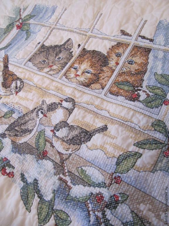 Купить Детское одеяло Три