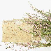 """Косметика ручной работы. Ярмарка Мастеров - ручная работа Мыло натуральное """"Вересковый мёд"""". Handmade."""
