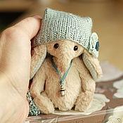 Куклы и игрушки ручной работы. Ярмарка Мастеров - ручная работа Мини слоник Шон (10.5 см). Handmade.