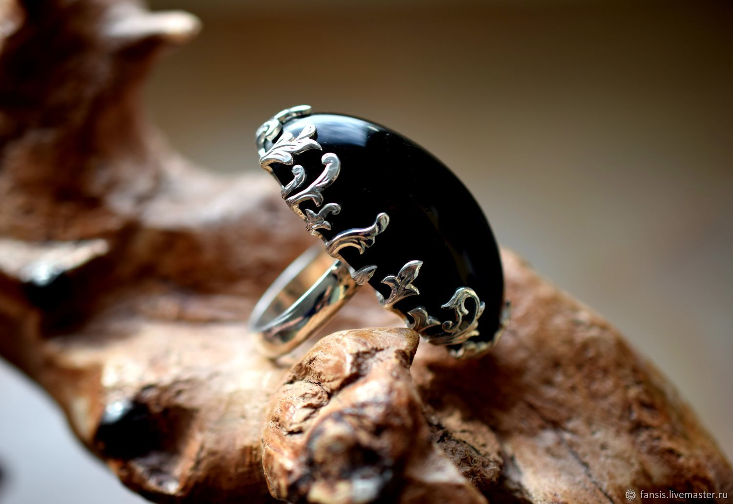 Morion Ring, Rings, Odessa,  Фото №1