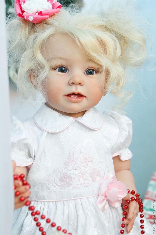 Куклы-младенцы и reborn ручной работы. Ярмарка Мастеров - ручная работа. Купить Бонни. Handmade. Комбинированный, кукла малышка