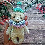 Куклы и игрушки ручной работы. Ярмарка Мастеров - ручная работа Зайка - Антистресс. Handmade.
