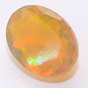 Материалы для творчества handmade. Livemaster - original item Opal Ethiopia 10,8 x 8,2 mm; 2,02 ct. Handmade.