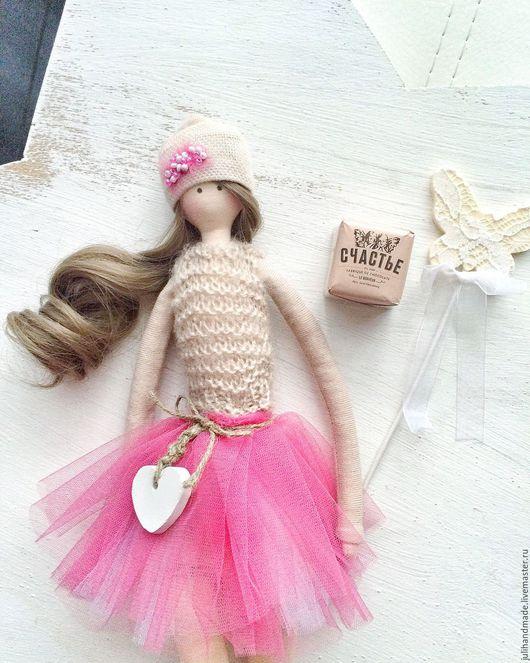 Куклы Тильды ручной работы. Ярмарка Мастеров - ручная работа. Купить Куколка. Handmade. Комбинированный, тильда, авторская ручная работа