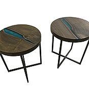 Для дома и интерьера handmade. Livemaster - original item Coffee tables/bedside tables.. Handmade.