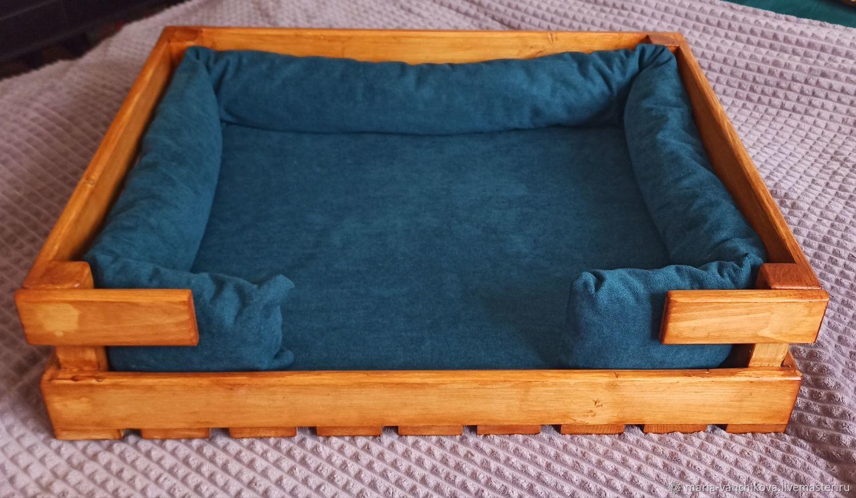 кровать для собак (лежак), Лежанки, Санкт-Петербург,  Фото №1