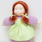 """Куклы и игрушки ручной работы. Ярмарка Мастеров - ручная работа Вальдорфская кукла """"Обнимашка"""". Handmade."""