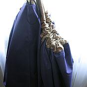 Для дома и интерьера ручной работы. Ярмарка Мастеров - ручная работа Коврик-мешок или как навести порядок в детской комнате за считанные с. Handmade.