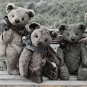 Куклы и игрушки handmade. Livemaster - original item Teddy Bears: Soviet bear (pattern1950-70 years). Handmade.