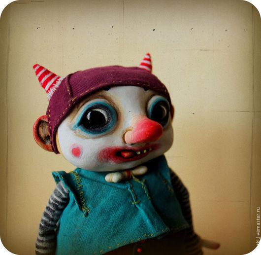 Коллекционные куклы ручной работы. Ярмарка Мастеров - ручная работа. Купить Блюмс. Handmade. Болотный, игрушки ручной работы