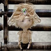 Куклы и игрушки ручной работы. Ярмарка Мастеров - ручная работа Ретро- Карозяпки. Handmade.