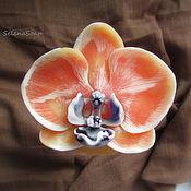"""Косметика ручной работы. Ярмарка Мастеров - ручная работа Мыло """"Орхидея. Handmade."""