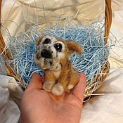 Куклы и игрушки ручной работы. Ярмарка Мастеров - ручная работа Булька. Handmade.