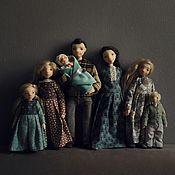 Кукольная семья