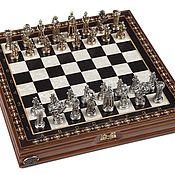 Куклы и игрушки handmade. Livemaster - original item #Chess gift