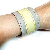 Украшения handmade. Livemaster - original item Cuff bracelet: Cuff bracelet. Handmade.