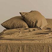 Для дома и интерьера handmade. Livemaster - original item Cushion covers made of natural linen. Linen. Handmade.