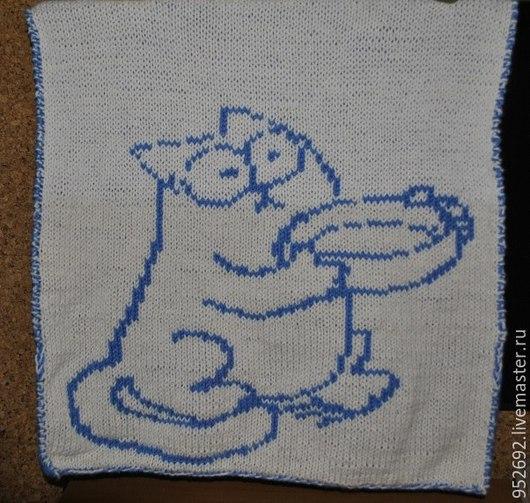 Одеяло детское `Тот самый кот Саймона`